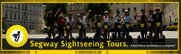 Segway City & Mountain Tour 2018 - 1,5 hours
